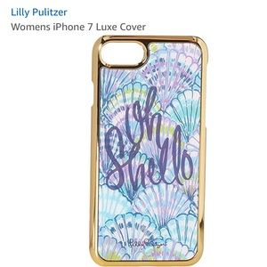 Beautiful iPhone 7 cover -Lilly Pulitzer